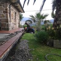Obras y albañilería para villa